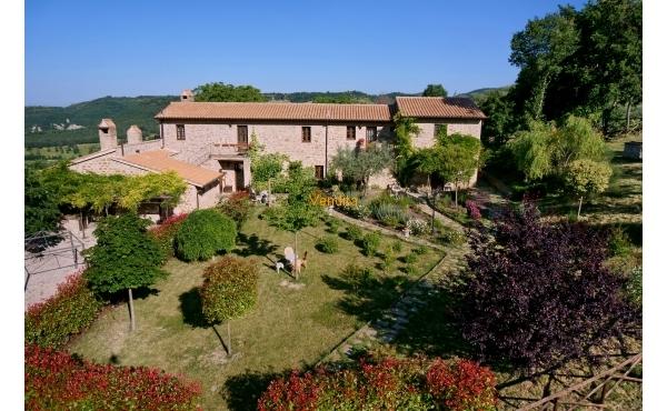Villa in vendita ad Assisi
