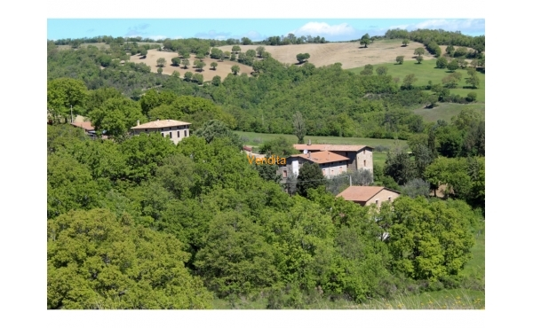 Farmhouse for sale in Porziano