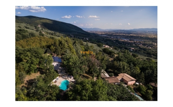 Agriturismo for sale in Assisi