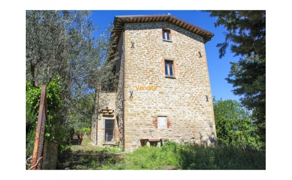Detached house in Porziano - Assisi